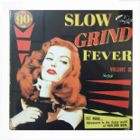 VA. LP - ✴✴ SLOW GRIND FEVER Vol. 3 ✴✴ - Superb Popcorn R&B Compilation!!!!!!!!